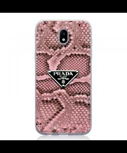 Pink Snake Prada - Samsung Galaxy J5 2017 Carcasa Silicon
