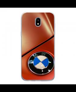 BMW 3 - Samsung Galaxy J5 2017 Carcasa Silicon