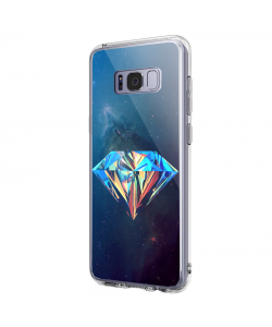 Acid Diamond - Samsung Galaxy S8 Carcasa Premium Silicon