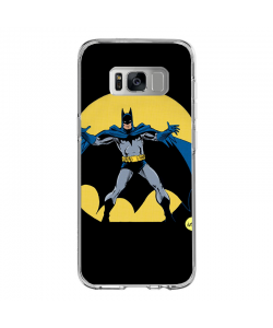 Batman vs. Superman - Samsung Galaxy S8 Plus Carcasa Transparenta Silicon