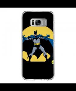 Batman vs. Superman - Samsung Galaxy S8 Carcasa Transparenta Silicon