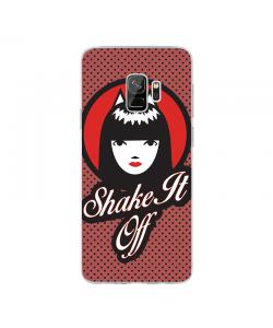 Shake it Off - Samsung Galaxy S9 Carcasa Transparenta Silicon