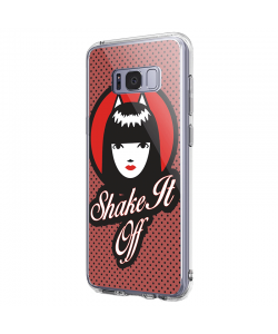 Shake it Off - Samsung Galaxy S8 Plus Carcasa Premium Silicon
