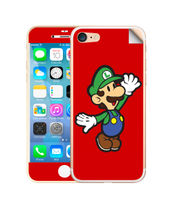 Luigi Two - iPhone 7 / iPhone 8 Skin