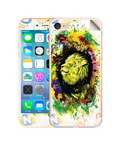 Gold Lion - iPhone 7 / iPhone 8 Skin