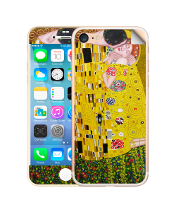 Gustav Klimt - The Kiss - iPhone 7 / iPhone 8 Skin