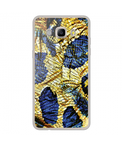 Snake - Samsung Galaxy J7 Carcasa Silicon Transparent