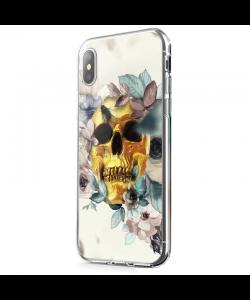 Soft Glam - iPhone X Carcasa Transparenta Silicon