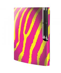 Model Zebra - Sony Play Station 3 Skin