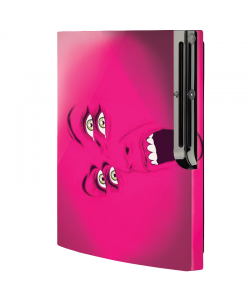 Double Vision - Sony Play Station 3 Skin