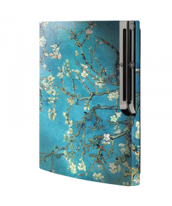 Van Gogh - Branches with Almond Blossom - Sony Play Station 3 Skin