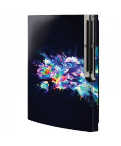 Explosive Thoughts - Sony Play Station 3 Skin