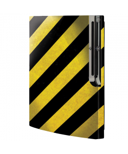 Caution - Sony Play Station 3 Skin