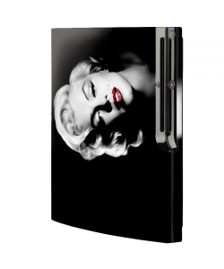 Marilyn - Sony Play Station 3 Skin