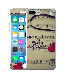 Soul Music - iPhone 7 Plus / iPhone 8 Plus Skin