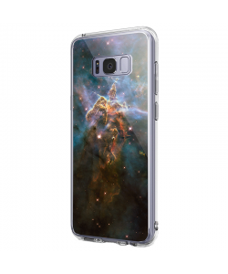 Stand Up for the Stars - Samsung Galaxy S8 Carcasa Premium Silicon