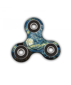 Fidget Spinner - Van Gogh - Starry Night