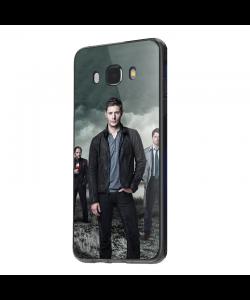 Supernatural 2 - Samsung Galaxy J5 2017 Carcasa Transparenta Silicon