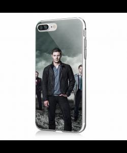 Supernatural 2 - iPhone 7 Plus / iPhone 8 Plus Carcasa Transparenta Silicon