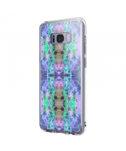 Symmetry - Samsung Galaxy S8 Plus Carcasa Premium Silicon