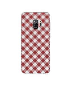 Tablecloth - Samsung Galaxy S9 Carcasa Transparenta Silicon