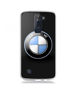 The BMW - LG K8 Carcasa Transparenta Silicon