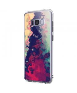 This is How it Feels - Samsung Galaxy S8 Carcasa Premium Silicon