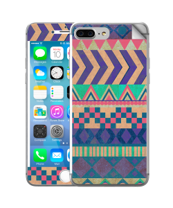 Tribal Pastel - iPhone 7 Plus Skin