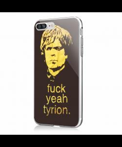 GoT Tyrion - iPhone 7 Plus / iPhone 8 Plus Carcasa Transparenta Silicon