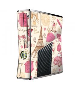 France - Xbox 360 Slim Skin