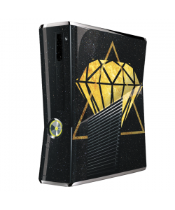 Diamond - Xbox 360 Slim Skin