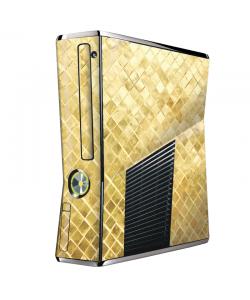 Squares - Xbox 360 Slim Skin