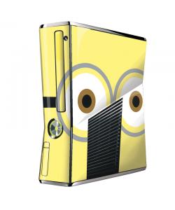 Minion Eyes - Xbox 360 Slim Skin