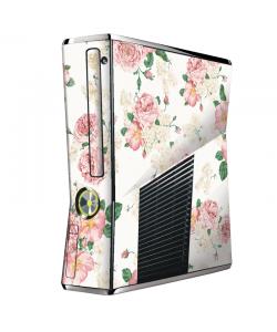 Peacefully Pink - Xbox 360 Slim Skin