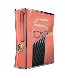 Hypster Kit - Xbox 360 Slim Skin