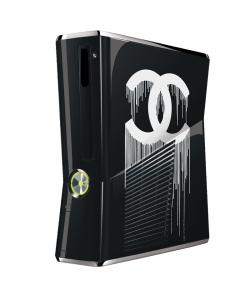 Chanel Drips - Xbox 360 Slim Skin