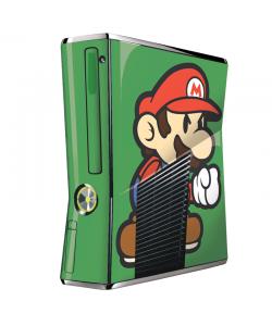 Mario One - Xbox 360 Slim Skin