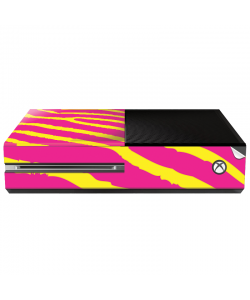 Model Zebra - Xbox One Consola Skin