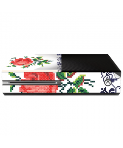 Red Rose - Xbox One Consola Skin