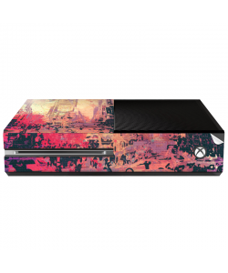 New York Time Square - Xbox One Consola Skin