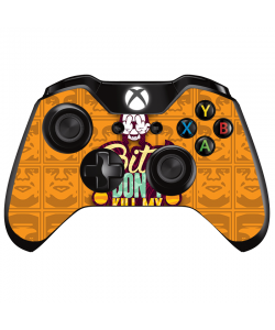 Bitch Don't Kill My Vibe - Obey - Xbox One Controller Skin