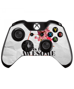 A is for Awesome - Xbox One Controller Skin