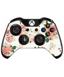 Peacefully Pink  - Xbox One Controller Skin
