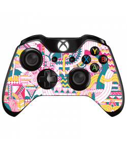 Doodle - Xbox One Controller Skin