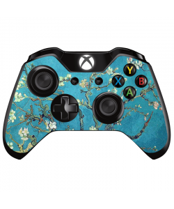 Van Gogh - Branches with Almond Blossom - Xbox One Controller Skin