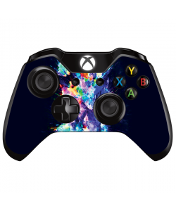 Explosive Thoughts - Xbox One Controller Skin