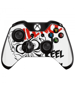 Silence I Keel You - Xbox One Controller Skin