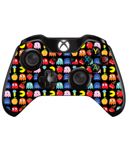 Craziness - Xbox One Controller Skin