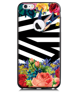Birds of a Feather - iPhone 6 Plus Carcasa TPU Premium Neagra