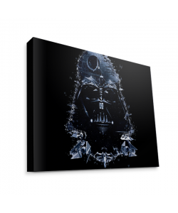 Darth Vader - Canvas Art 75x60